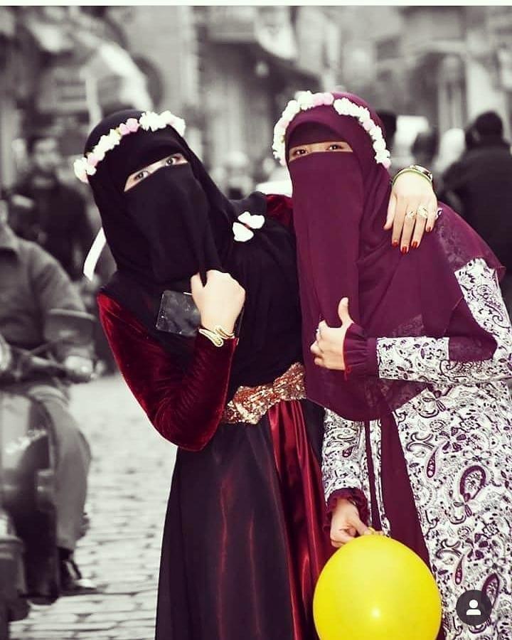 صور منقبات كيوت شيك جدا 2021 صور بنات منتقبات جميله للبروفايل